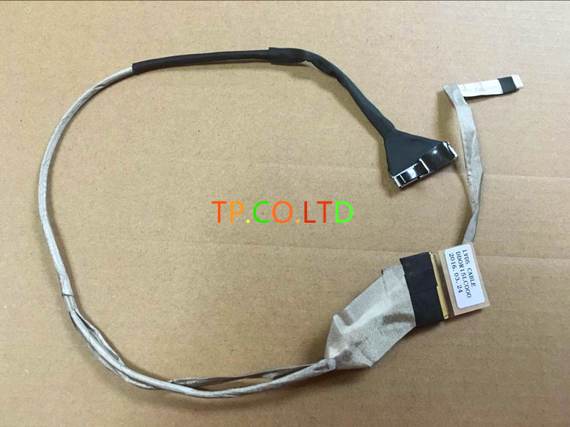 BRAND New laptop lcd video cable  Fo rHP Pavillion G6 G6-1000 G6-1200 G6-1100 dd0r15lc000 DD0R15LC050