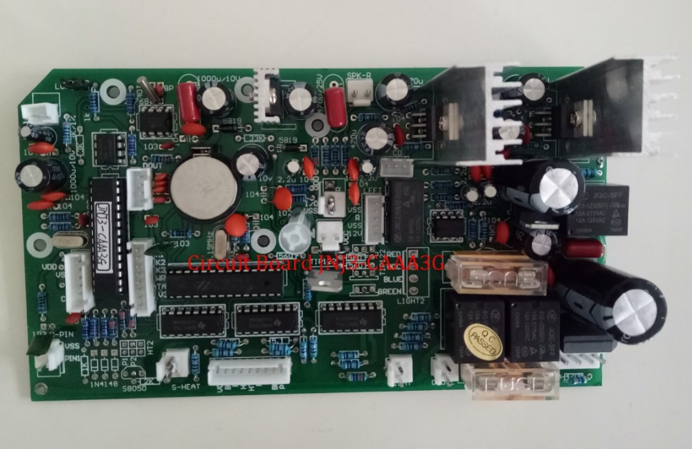Ethink spa contrôleur Circuit Principal Conseil JNJ3-CAAA3G pour JNJ SPA 8028 spa-8028 avec papillon panneau