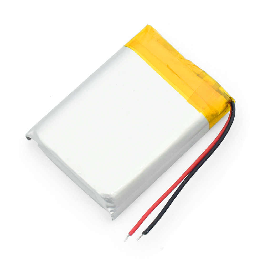 1/2/4 шт. планшетный ПК игрушки bluetooth-гарнитура MP4 MP5 цифровых продуктов литий-ионный полимерный Дополнительный внешний аккумулятор, 3,7 V 1000 mAh литий-полимерный аккумулятор Батарея