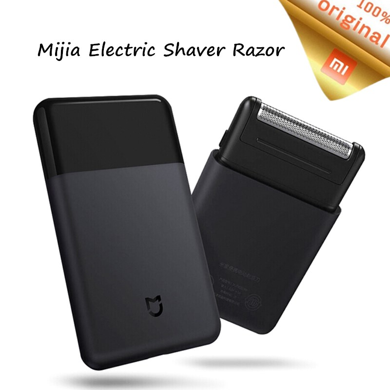 Xiaomi Electric Portable Shaver Razor For Men USB Type C Smart Mini Razor Fully Metal Body