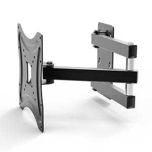 "Image 5 - Soporte de pared de TV retráctil soporte de movimiento completo Pared de soporte brazo ajustable apto para TV LED plana de Plasma 14 "" 46"" soporte 25KG"