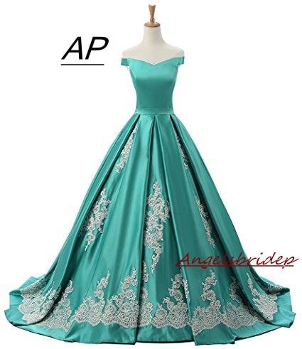 ANGELSBRIDEP The Newest Vestidos De 15 Anos Vestidos De Quinceanera Dress 2019 Charming Appliques Debutante Gowns