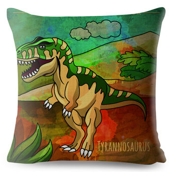 T-Rex Cushion Cover 1