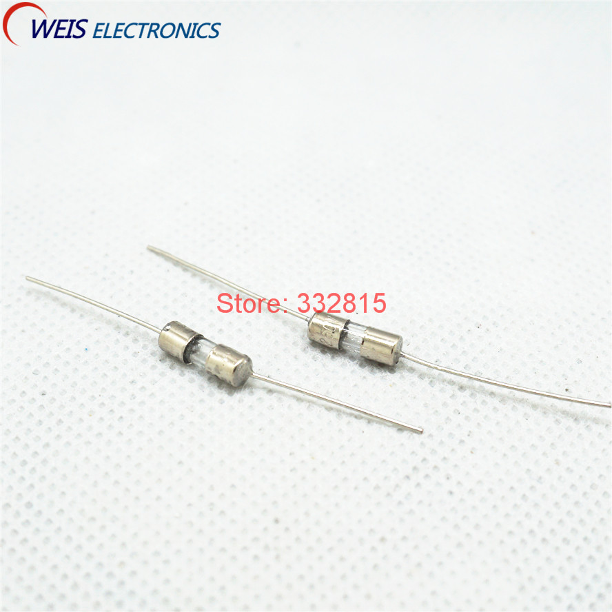Free shipping! 200PCS Fuse 2A 250V 3*10 3X10 3MM * 10MM 2a
