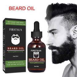 Горячие Мужчины Борода Усы рост масло бровей волос сыворотка для роста жидкая укладка бороды SJ66