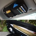 Universal Multifuncional Oxford Car Viseira Óculos Clipe Clipe Conta Estiva Tidying Saco Saco de Cartão de Estilo Do Carro Acessórios Do Carro A Gás