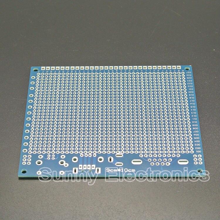 цена на High quality Single side Protoboard 9x10cm PCB Universal Experiment Matrix Circuit Board