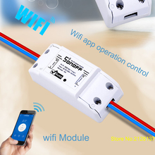 Wifi Switch UniversalMobile Phone APP Remote Wireless Control Time Socket Smart Home AC90-250V