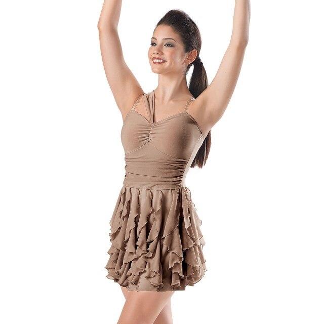 Ballroom Dance Dresses Kids Ballet Dress Children For Latin Girl Performance Costumes ballet dress for children dance dresswear
