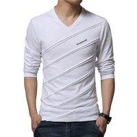2017 Spring T Shirt Men Casual T Shirt Men S Long Sleeve Tshirt Homme Camiseta Jersey
