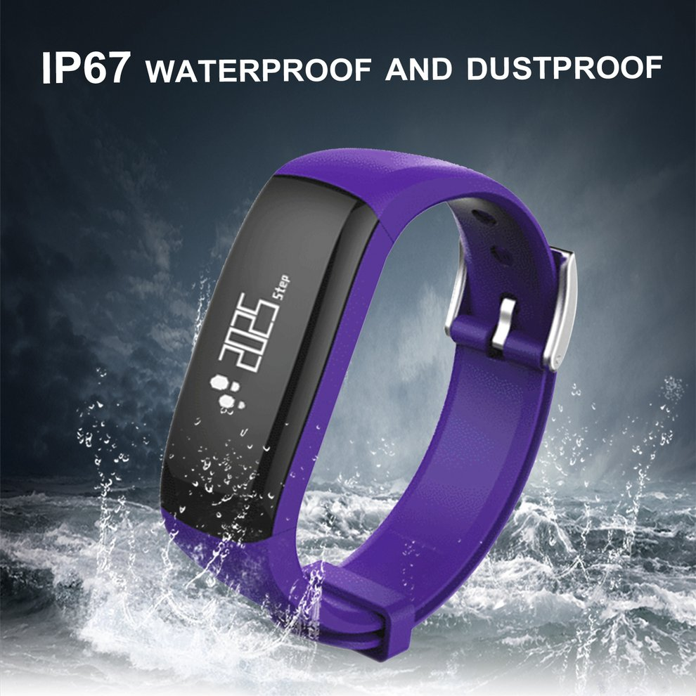 цена на 5PCSBluetooth Watchband Intelligent Digital Screen Wrist Watch Fashion Outdoor Sports Watches Health Monitor Call Reminder Watch