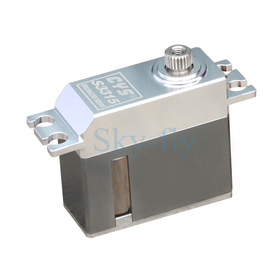 1pc CYS-S3315 45g 6.0-7.4V 10kg.cm 35X15X32.8mm Digital Metal Gear Servo For RC Models jx pdi 5521mg 20kg high torque metal gear digital servo for rc model