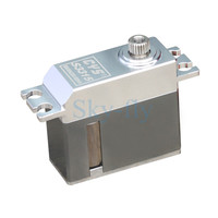 1pc CYS S3315 45g 6.0 7.4V 10kg.cm 35X15X32.8mm Digital Metal Gear Servo For RC Models