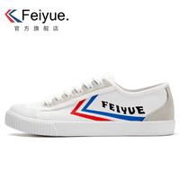 Feiyue 2017 Summer New Pattern Canvas Shoe Men And Women Fund Motion Leisure Time Homegrown Products