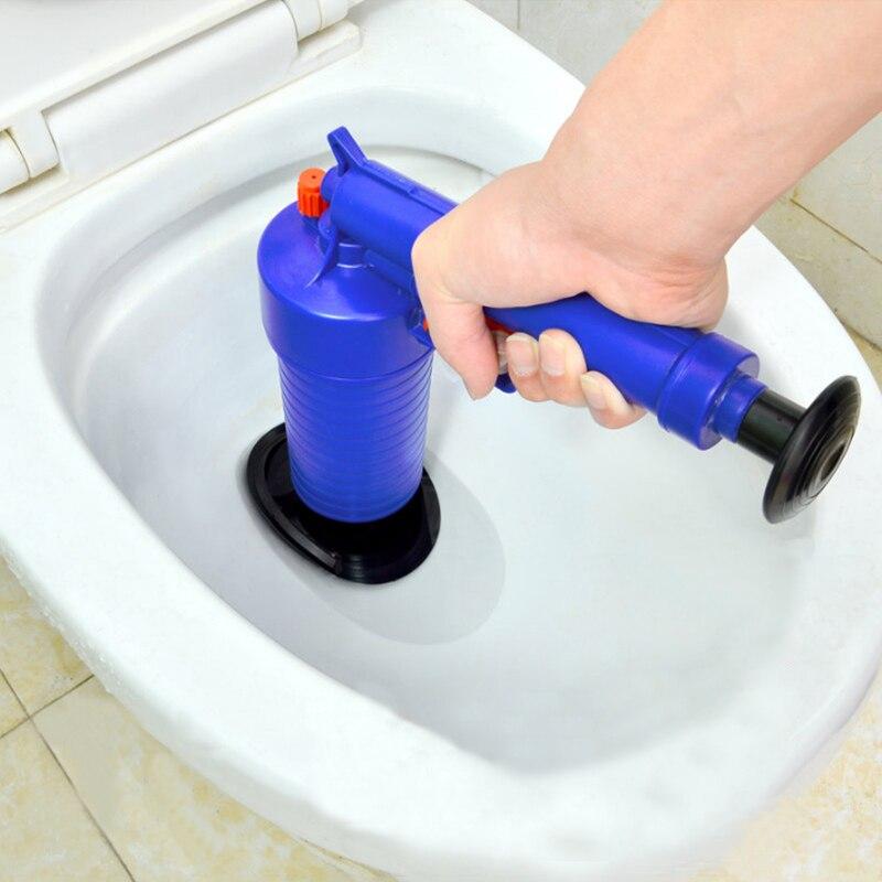 Barométrica tipo émbolo del inodoro fuerte Blaster tuberías de alcantarilla Herramientas de limpieza boquilla de goma neumática de dragado