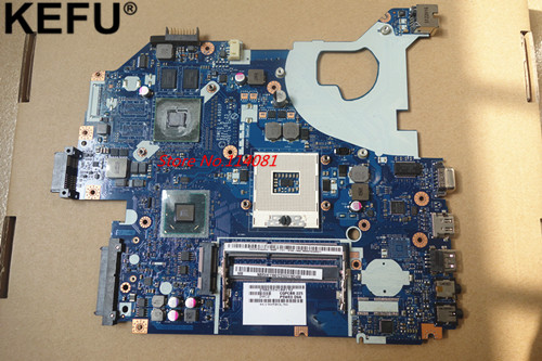 Suitable For Acer Aspire 5750 5750G system motherboard HM65 GT610M P5WE0 LA-6901P image