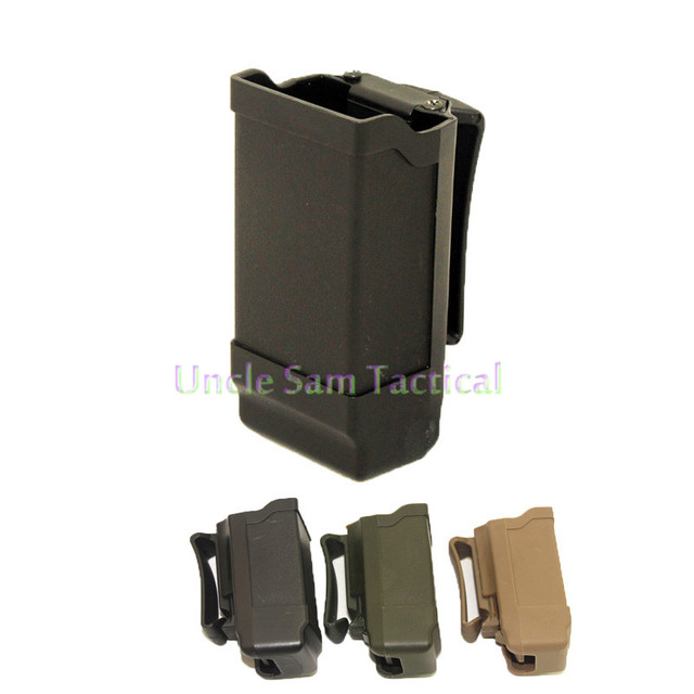 Single Belt Magazine Holster Glock USP P226 Magazine Pouch for 9mm to .45  Caliber Magazine a3acf43fb