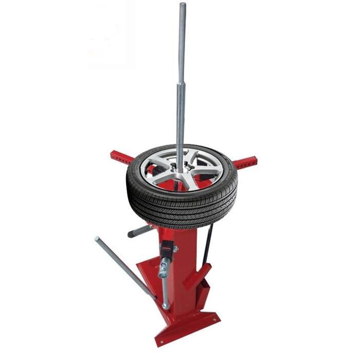 Changeur de pneus manuel multifonctionnel bon marché pour voiture et motos