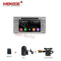 7inch Capacitive screen wince6.0 car dvd player gps For Ford Mondeo S max Focus C MAX Galaxy Fiesta Form Fusion Connect PC