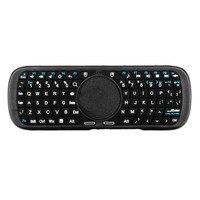 Na magazynie! 1 pc iPazzPort 2.4G Mini Wireless Keyboard dla PC Android Inteligentny Pole TV LED Light Hurtownie Store