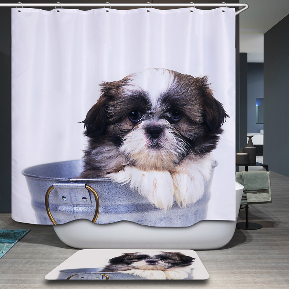 https://ae01.alicdn.com/kf/HTB1Q62oawn.PuJjSZFkq6A_lpXam/Smiry-Modern-Minimalism-Animal-Shower-Curtain-Polyester-Waterproof-Dog-Horse-Nature-View-House-Bathroom-Curtain-gordijnen.jpg