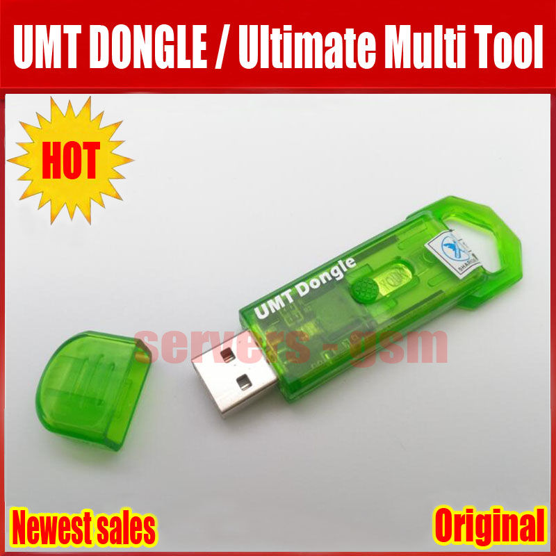 2019 New HOT UMT Dongle UMT Key for Samsung Huawei LG ZTE Alcatel Software Repair and