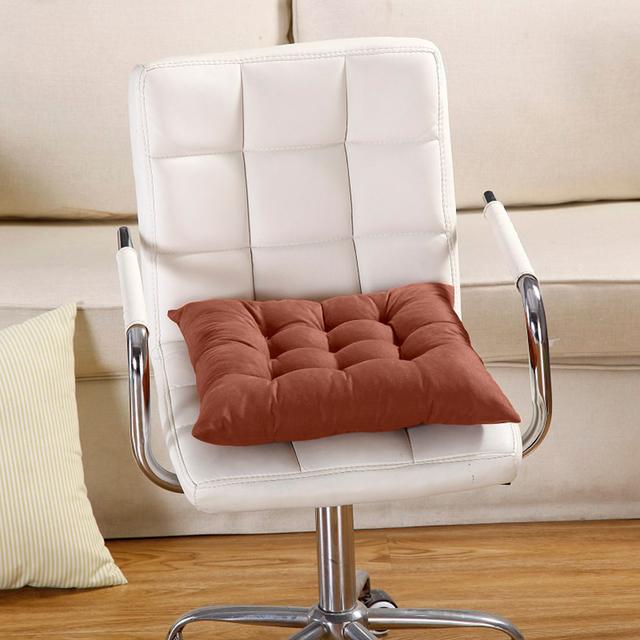 Colorful Cotton Seat Cushion