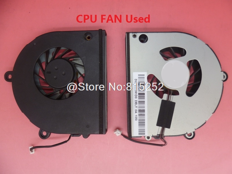 Laptop CPU FAN For ACER TM5740 5741 5741G A665 A665D A660 A660D L675 MF60120V1-B100-G99