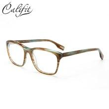 a7d84ee4bf056 CALIFIT Moda Oversize Mulheres Óculos de Prescrição Photochromic Miopia  Dioptrias Graduado Lente Clara Óculos Óculos Femininos