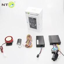 NTG02M com localizador gps tracker dispositivo de alarme anti roubo gsm para sistema de rastreamento da motocicleta moto bicicleta