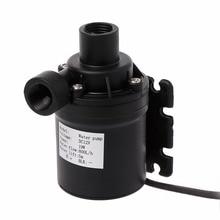 цены на 800L/H 5m DC 12V Water Solar Pump Brushless Motor Circulation Water Pump With 4p Plug Pumps  в интернет-магазинах