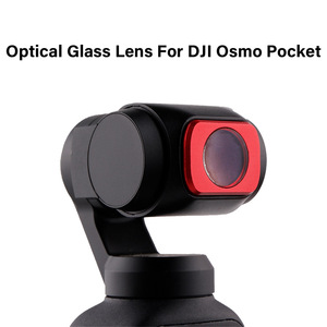 Image 3 - For Osmo Pocket Camera Filter Close Up Macro Lens/Star/Polarizing PL Filter For DJI Osmo Pocket Optical Glass Lenses Accessories