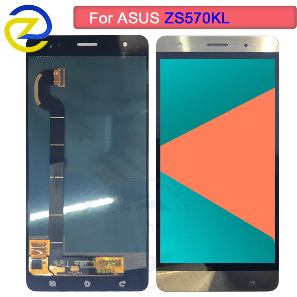 5.7 LCD For ASUS Zenfone 3 Deluxe ZS570KL Z016D Full Display Touch Screen Digitizer For ASUS ZS570KL LCD Assembly Replacement5.7 LCD For ASUS Zenfone 3 Deluxe ZS570KL Z016D Full Display Touch Screen Digitizer For ASUS ZS570KL LCD Assembly Replacement