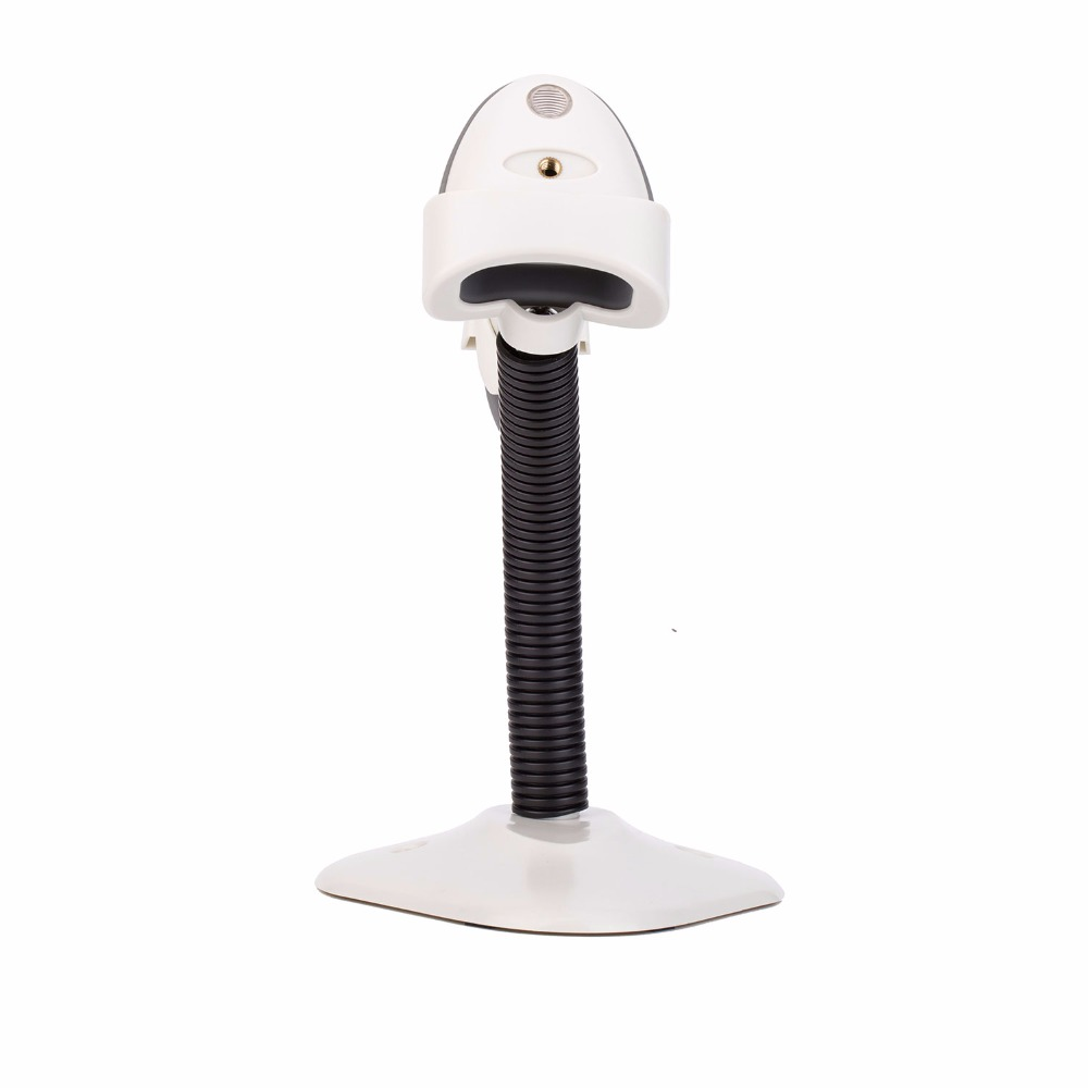 2D Wireless Bluetooth Barcode Scanner HS02 CMOS Barcode Scanners QR Code Reader Micro PDF417 for Android IOS Windows Mobile