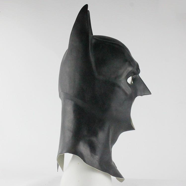 Batman Mask Full Head Batman Vs Superman Mask Dark Knight Latex Mask Cosplay Batman Mask Halloween Party2