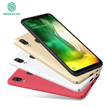 For Samsung Galaxy A30 Case NILLKIN Frosted PC Hard Back Cover Cases For Samsung Galaxy A30 цена