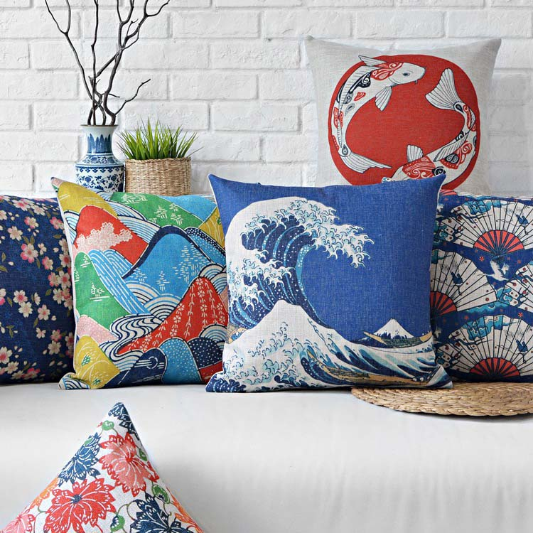 Asian pillow covers remarkable, valuable