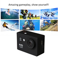 Mini 1080P HD 30m Waterproof Underwater 140-degree Wide Angle Lens Sport Action DV Camera Black