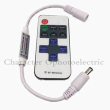 LED Strip Controller DC5-24V Wireless RF for Single Color Dimming