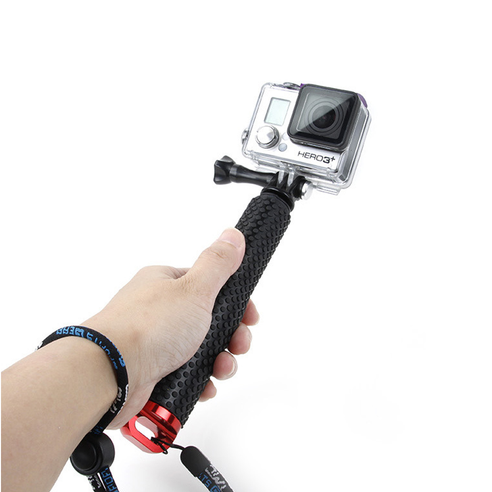 Universal Stretchable Selfie Stick Monopod+Clip Holder Set