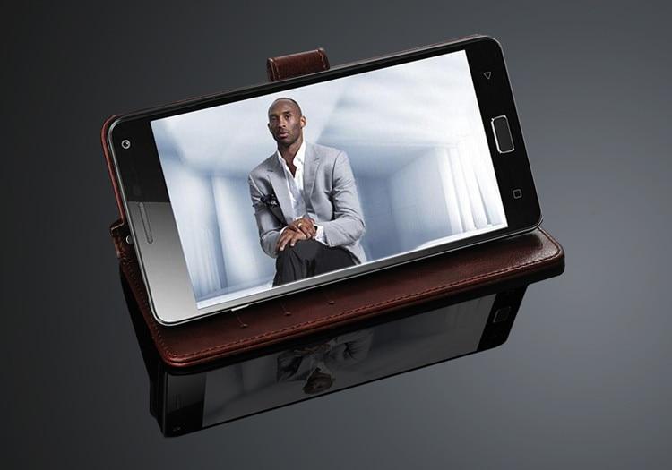 capa fundas Lenovo Vibe P1 былғары телефонға - Мобильді телефондарға арналған аксессуарлар мен бөлшектер - фото 4