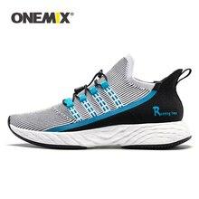 ONEMIX Men Running Shoes For Women High Rebound Slip-on Design Trail Trainers Lightweight  Sport Sneakers New