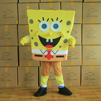 New Cartoon character Halloween Adult Mascot Costume Fancy Dress Cosplay Outfit