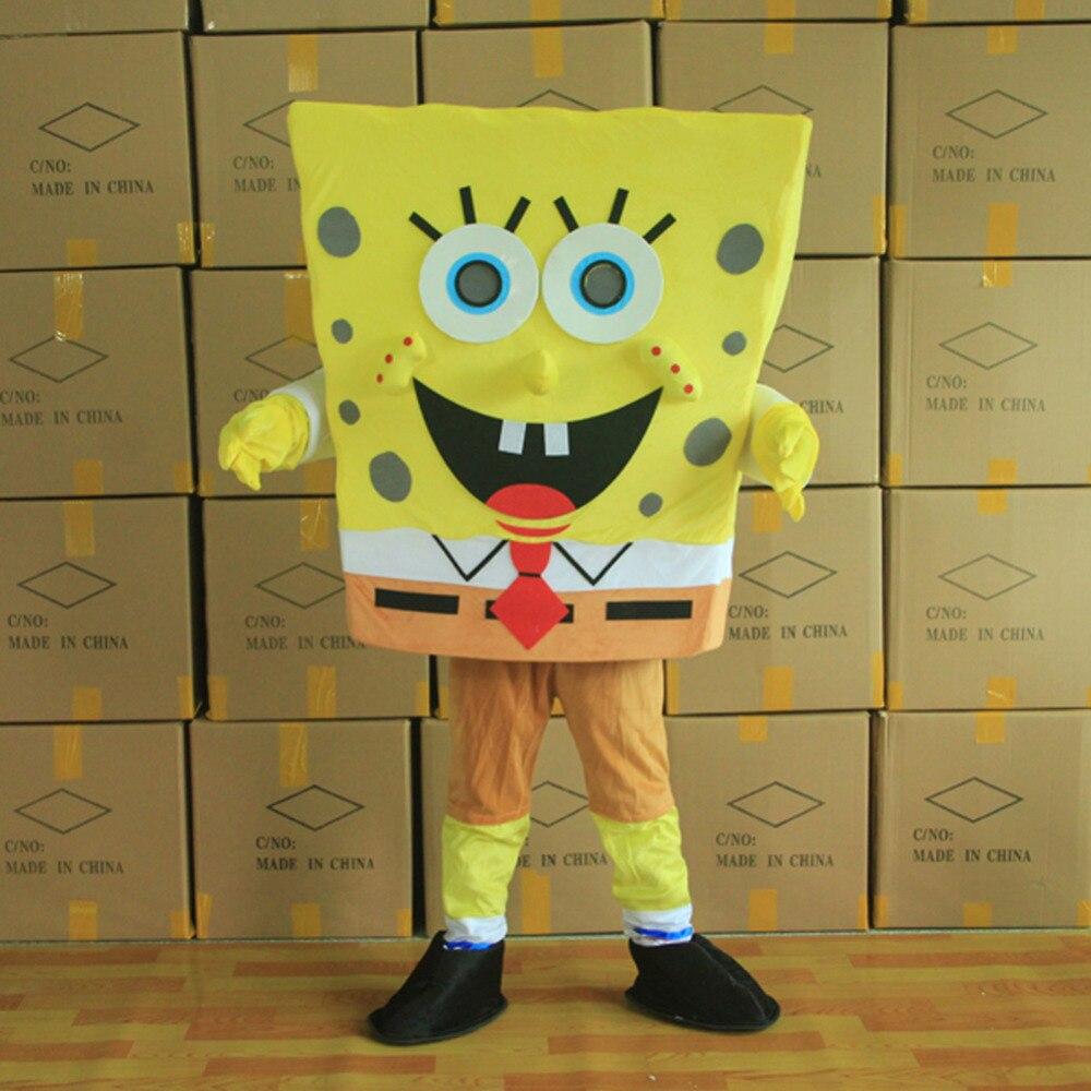 Nouveau personnage de dessin animé Halloween adulte mascotte Costume déguisement tenue Cosplay