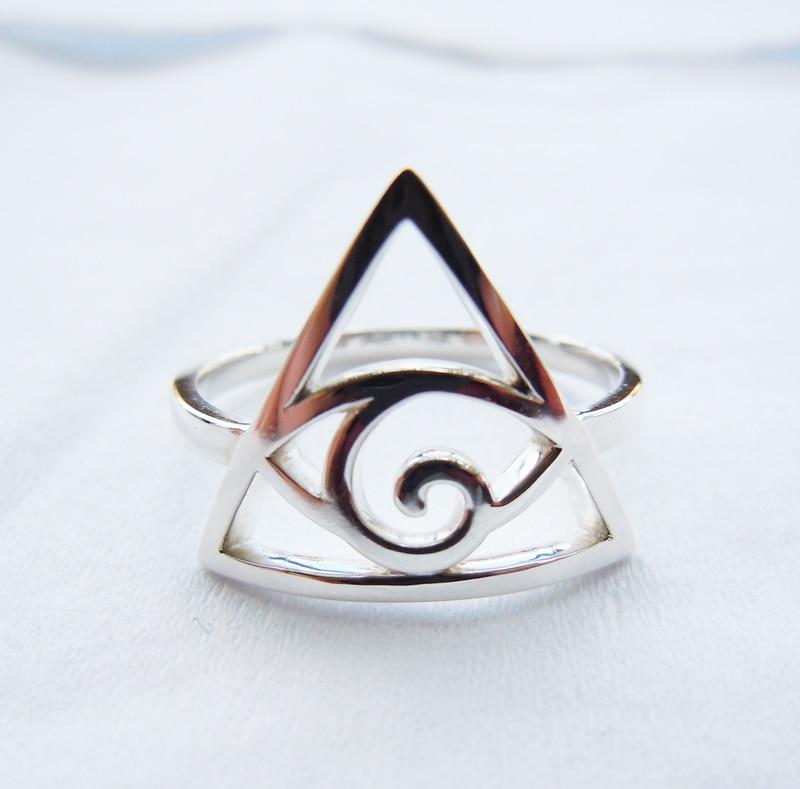 все цены на Wellmade Solid 925Sterling Silver ILLUMINATI Ring онлайн