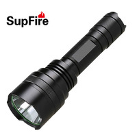 Waterproof Rechargeable LED Flashlight CREE T6 High Quality Super Bright 1100 Lumens 5 Modes Outdoor Sports