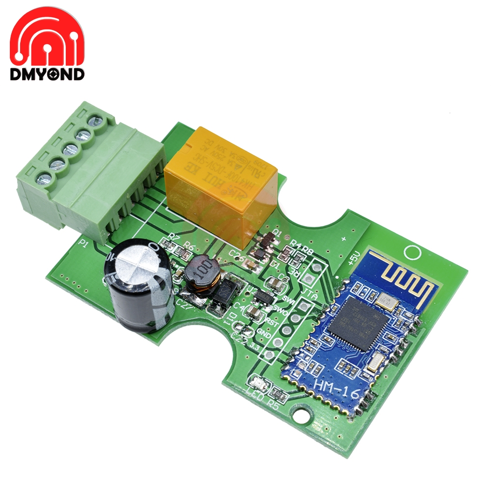 1Bit Relay Module Bluetooth 4.0 BLE for Android Apple IOT Smart Home Switch