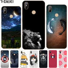 For Xiaomi Redmi Note 5 Pro Case 5.99 Cartoon TPU Soft Silicone Back Cover for Xiaomi Redmi Note 5 Case Global Cases Animal