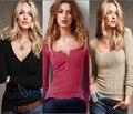 Виктория пуловеры женщин свитер женщины пуловер Женщины блузка тонкий осень зима весна Европа марка потяните femme дамы vodolazka