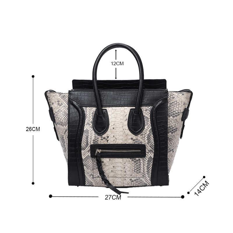 Qiwang, женская классическая, роскошная, натуральная кожа, смайлик, сумка, замша, сумки, крылья летучей мыши, дамские смайлики, тоут, сумки, известный бренд